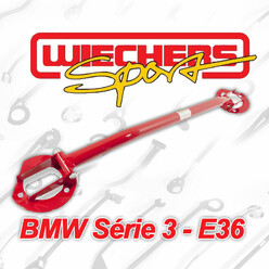 Barres Anti-Rapprochement Wiechers pour BMW E36, dont M3 & Compact (6 Cylindres)
