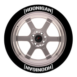 Stickers [Hoonigan], Marquage Pneu Permanent