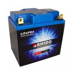 Batterie Lithium Ion Shido Powersport