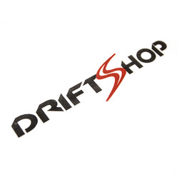 Sticker DriftShop Noir Et Blanc