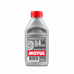 "Liquide de Freins Motul DOT 4 LV ""Low Viscosity"" (500 mL)"