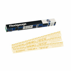Kit de Plastigage 0.20 à 0.40 mm (Flexigauge ACL Jaune)