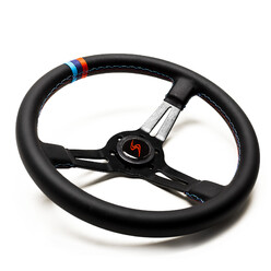 "Volant DriftShop Tulipé (70 mm), Edition ""M Power V2"""