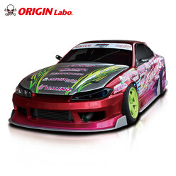Kit Carrosserie Origin Labo Raijin 雷神 pour Nissan Silvia S15