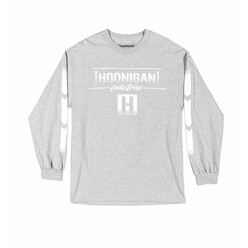T-Shirt Manches Longues Hoonigan Thrust - Gris