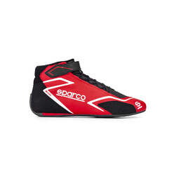 Bottines Sparco Skid Rouges (FIA)
