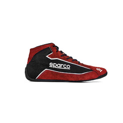 Bottines Sparco Slalom+ F Rouges (FIA)
