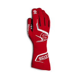 Gants Sparco Arrow Rouges (FIA)