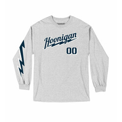 T-Shirt Manches Longues Hoonigan HNGN Power - Gris