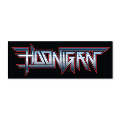 Sticker Hoonigan Power Chord