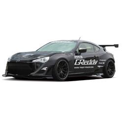 Kit Carrosserie Large GReddy x RB pour Toyota GT86