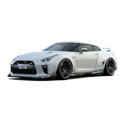 Kit Carrosserie Large GReddy pour Nissan GT-R (2017+)