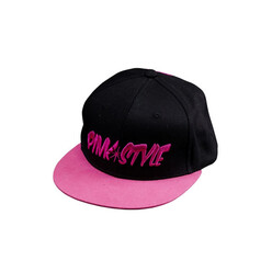 Casquette Valino Pink Style