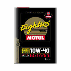 "Huile Motul Youngtimer ""Classic Eighties"" 10W40 (2L)"