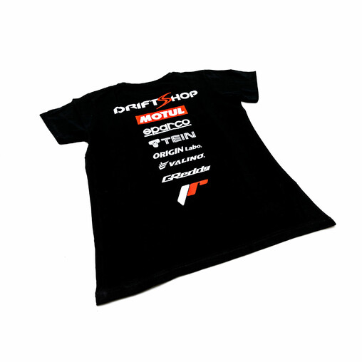 "T-Shirt DriftShop ""10 Ans"""