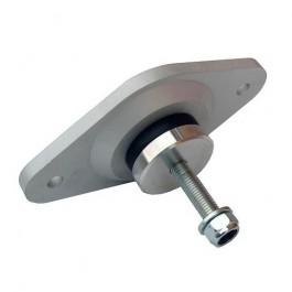 Support de Boîte Arrière Vibra-Technics pour Fiat Coupé 20V, Usage Routier