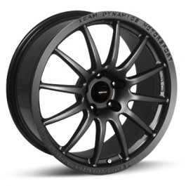 "Team Dynamics Pro Race 1.2, 17x7.5"", Gris Foncé / Anthracite"