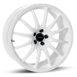"Team Dynamics Pro Race 1.2, 17x7"", Blanc"