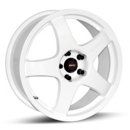 "Team Dynamics Pro Race 3, 15x7"", Blanc"