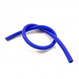 Durite Silicone Diamètre 16 mm - Bleue (au mètre)