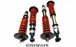 Combinés Filetés Driftworks CS2 pour Nissan Skyline R33 GT-S