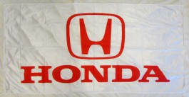 Drapeau Honda