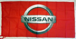 Drapeau Nissan
