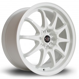 "Rota Fighter 17x8"" 5x100/114.3 ET48, Blanc"