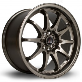 "Rota Fighter 17x9"" 5x100/114.3 ET35, Bronze"