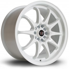 "Rota Fighter 17x9"" 5x100/114.3 ET50, Blanc"