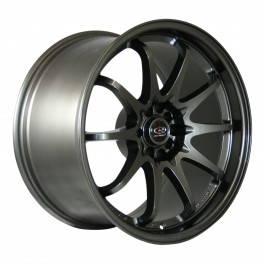 "Rota Fighter 18x10"" 5x100/114.3 ET20, Gunmetal"