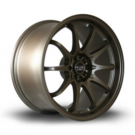 "Rota Fighter 18x9.5"" 5x100/114.3 ET35, Bronze"
