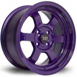 "Rota Grid V 15x7"" 4x100 ET20, Violet"