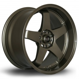 "Rota GTR-D 18x10"" 5x114.3 ET12, Bronze"