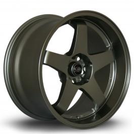 "Rota GTR-D 18x9.5"" 5x114.3 ET12, Bronze"