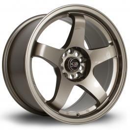 "Rota GTR 17x9"" 5x114.3 ET25, Bronze"