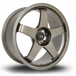 "Rota GTR 18x8.5"" 5x114.3 ET30, Bronze"