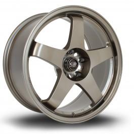 "Rota GTR 18x8"" 5x114.3 ET48, Bronze"