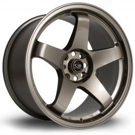 "Rota GTR 18x9.5"" 5x114.3 ET12, Bronze"
