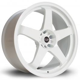 "Rota GTR 19x9"" 5x108 ET42, Blanc"