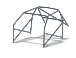 Arceau Custom Cages 6 Points CDS pour BMW E36 Coupé