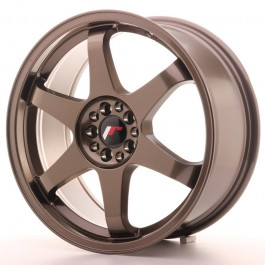 "Japan Racing JR-3 18x8"" 5x100/120 ET35, Bronze"