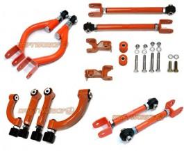Kit Complet Tirants Réglables Driftworks pour Skyline R34 GT-R