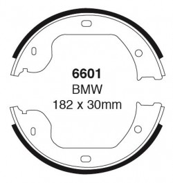 Mâchoires de Frein à Main EBC, BMW M3 E46