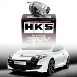 Kit Spécifique Dump Valve HKS Super SQV IV pour Renault Mégane 3 RS