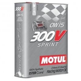 Huile Motul 300V Sprint 0W15