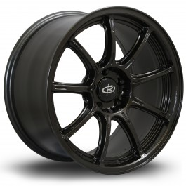 "Rota Option 18x9.5"" 5x114.3 ET30, Gunmetal"