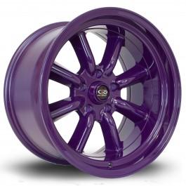 "Rota RKR 17x9.5"" 5x114.3 ET-10, Violet"