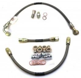 Durites de Turbo S14/S15 SR20DET (Flexibles Aviation Eau et Huile)