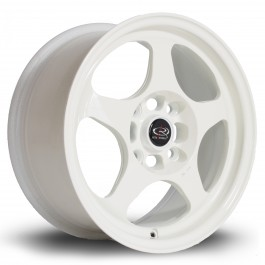 "Rota Slipstream 15x7"" 5x114.3 ET40, Blanc"
